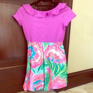 Lilly Pulitzer dress XL size 12-14